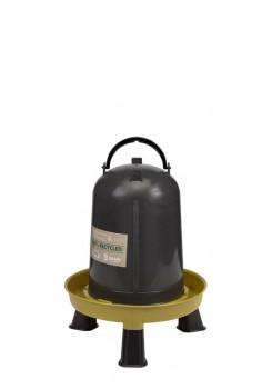 Geflügeltränke mit Füßen 5 Liter