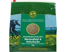 Mariendistel & Artischocke, 2 kg
