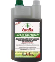 Ewalia - Leber- und Nierensaft, 1 Liter